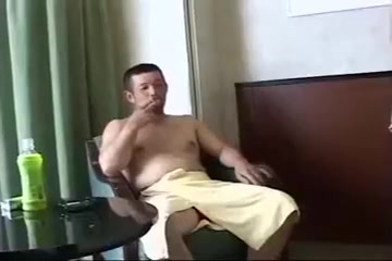 Japanese mature man scene 3 Halo of hotness
