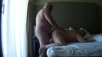 Detroit Chub barefucked by Big Bald Bear Asshole cleaning slave