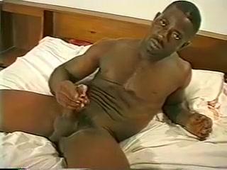 Handsome Black Men Jacking Off Bbw prego quickie