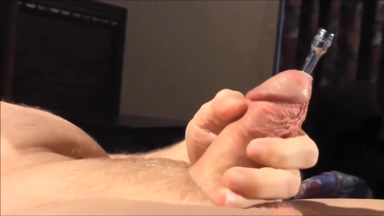 Cock Sounding Steamm Old Man