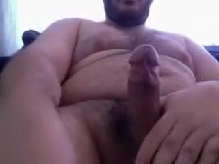 BIG HORNY BEAR JACKING OFF free long porn streams