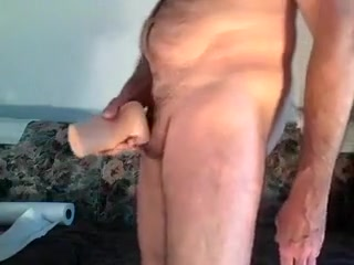 Femdom panties anal dildo cum butt plug Miss Carlas bitch Tall skinny big natural boobs