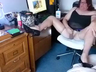 Jerk Off Gurl Blonde Storking