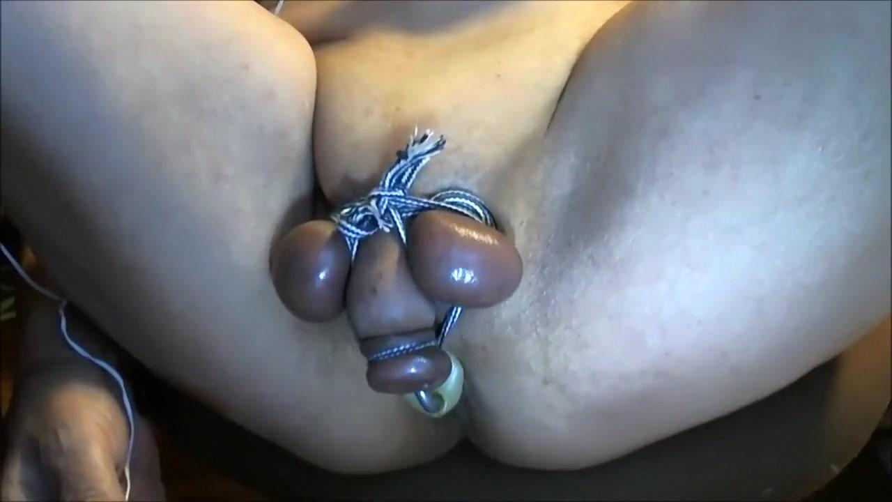freskin CBT Butt woman blowjob cock load cumm on face