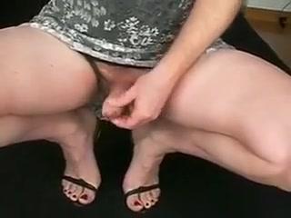 walking with heels sex mom big dick