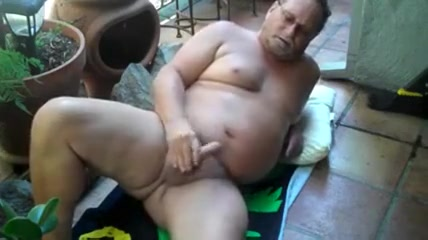 Jerk Off on the Porch Free Porn Live Show