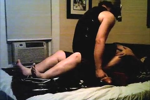 Screwed and fisted by my BF in rubber cum shot classic porn tube