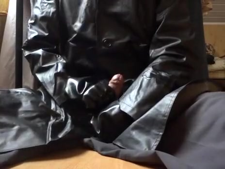 Leather coats Sex love anonymous