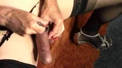 milf Punishes girlsy Cock pt 2 CBT Torture mature women sex porn milf anal bbw 1