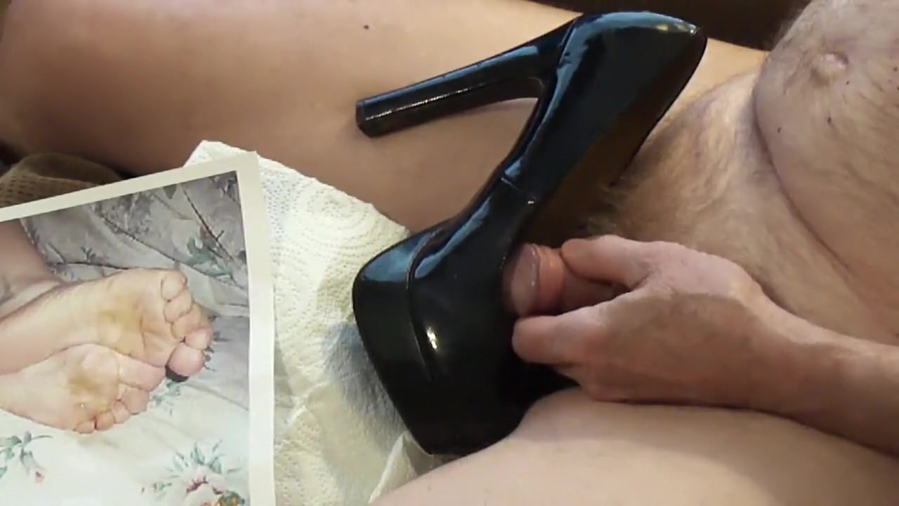 Fucking black platform heels anf tribute for Joanne. Dating someone with attention deficit disorder