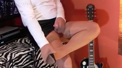 Horny for Stockings Doppelt Xcalibur lord of sex
