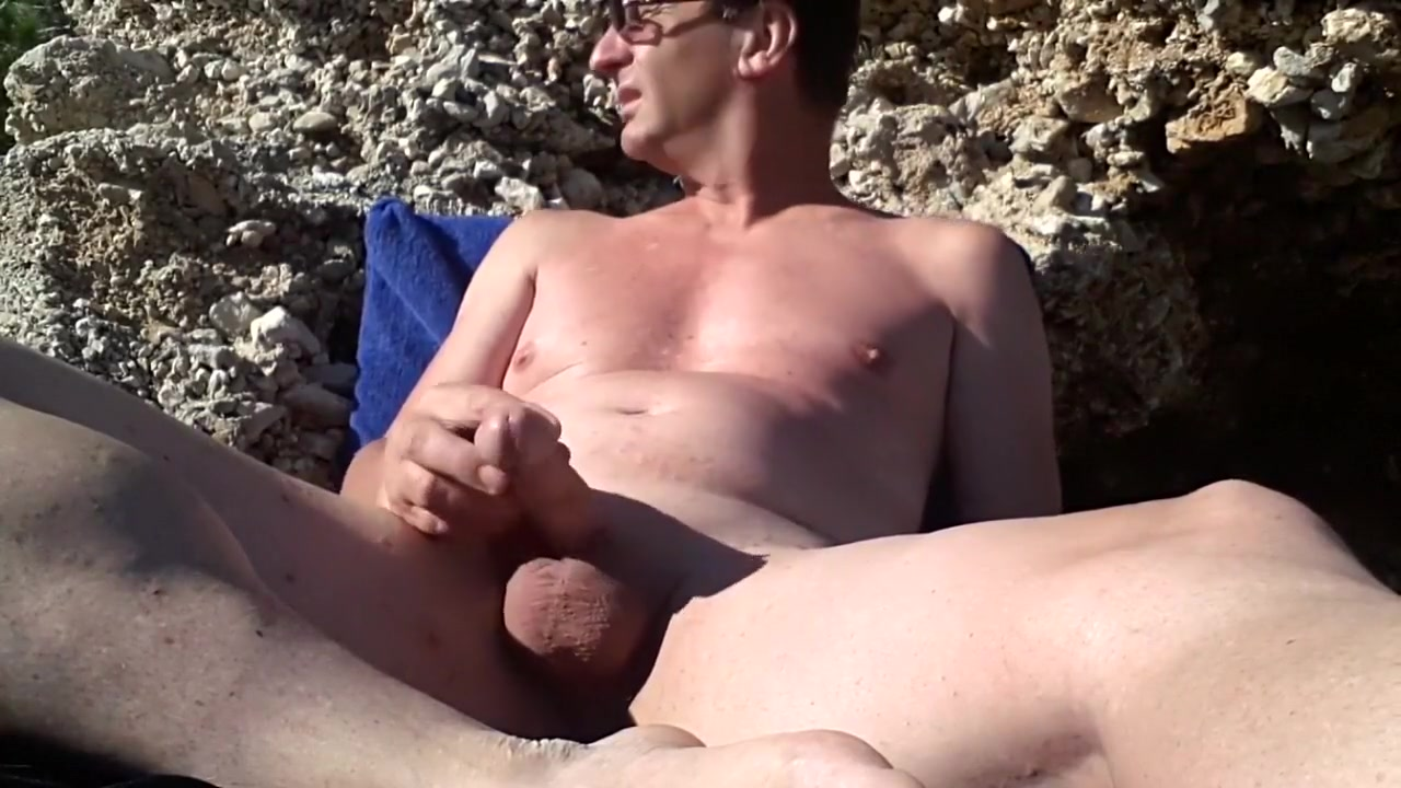 masturbating at the nude beach Busty aian asses