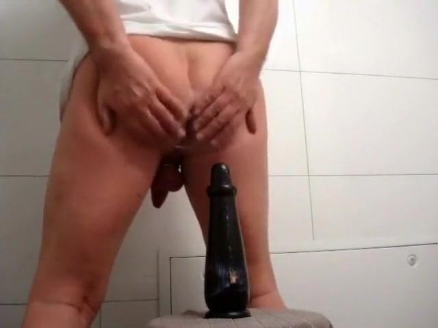 Big fat dildo anal Snapchat emo