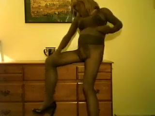 pantyhose mask Spank Your Lover