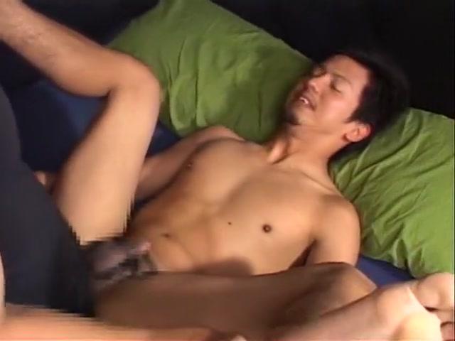 Fabulous Asian gay guys in Best fingering, handjob JAV movie When a girl brushes up against you