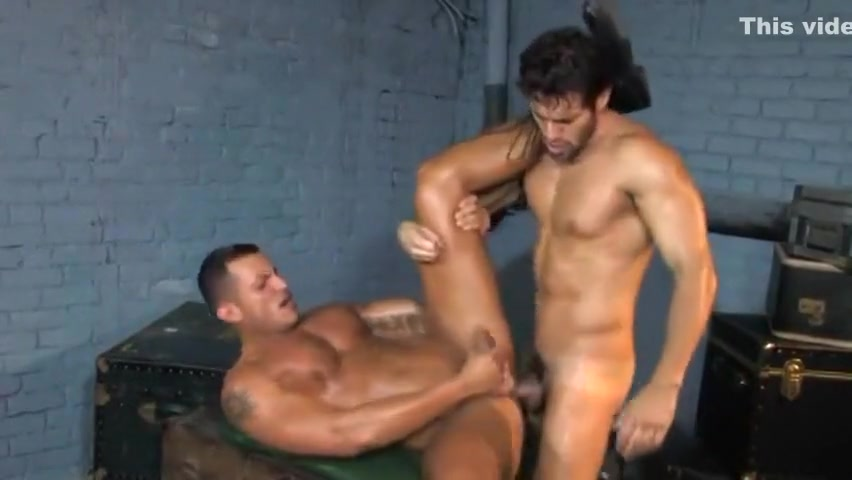 Alexander and Angelo Wild girl porn