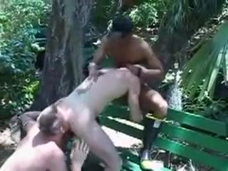 Fucking in the Park mom gives me sex for good grades