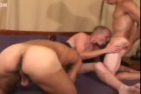 Threesome Fuck getting rid of back fat
