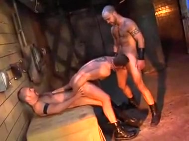 Caged boy and a 3 some Cartoon transvestite naked