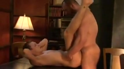 Masculine and gay Massage hand job porn