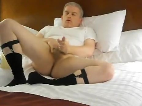daddy on the hotel sofa Good shemale porn