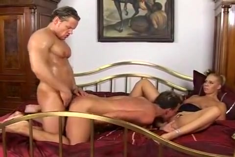Rocky has Bisex Fun 1 How to make a fake ged