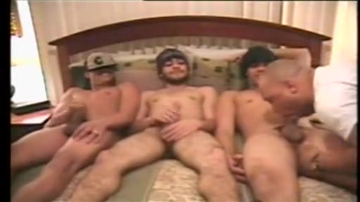 3 Dicks & And A Chub Dad jack off