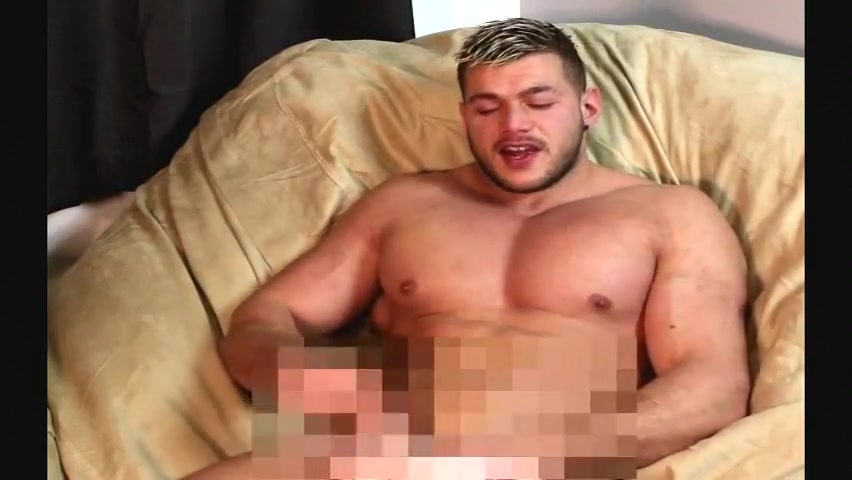 Muscle Boy Bean Bag Jerk Off Adult blog tutorial