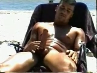 Beach Jerk fake casting etotic video