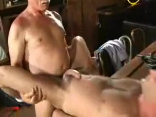 Grandpa Fucking Nude men group