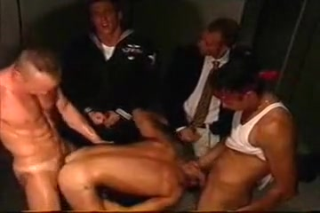 restroom orgy Cum Inside Stranger