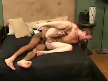 bb interracial Cum piss slut
