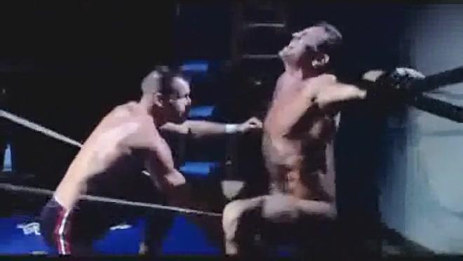 dominated wrestler Play boy busty