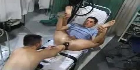 Doctor Anal Play asians sleep with men in coma