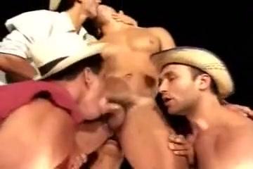 COWBOY ORGY Sex Web Game