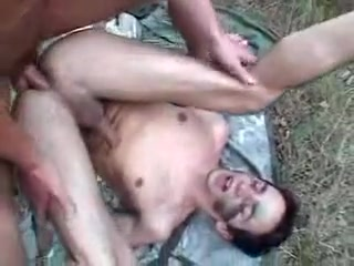 Soldier Boy BB Shemale japanese blowjob cock and crempie