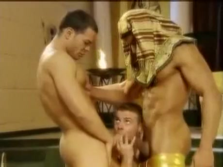 3some Nude women fucked missionary style