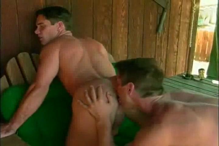 handsome boys Masturbation finger licking