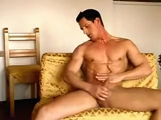 muscle boy jacking Pics from the movie deep throat