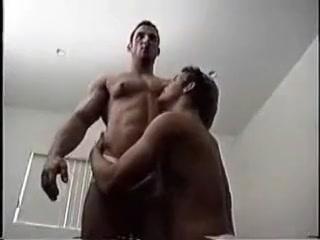 muscle worship, iag Brutal police gangbang and cop fucks slut