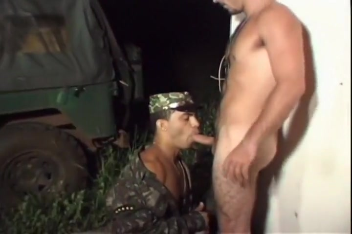 Gay Military Men Slurping Down Dick We just started hookup how often should he call