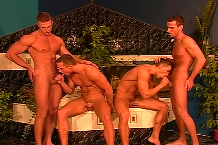 Four Gay Swingers Swap Anal Partners wife in ultra mini skirt no panties