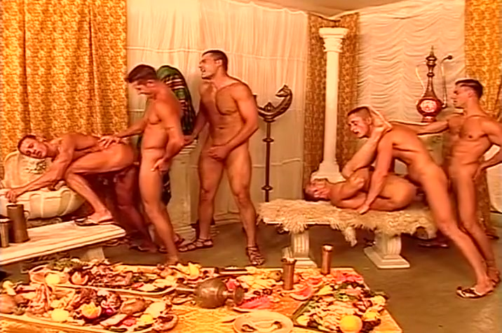 Arabian Dinner Turns To All Guy Fuckfest Index fossil example