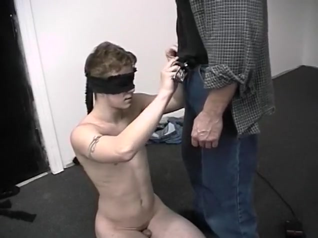 Young Army Stud Blindfolded For Oral Sex fetish lifestyles open group