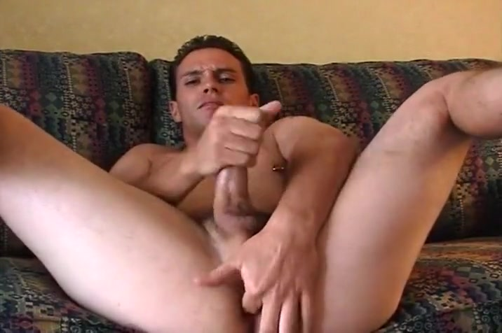 Extremely Hot Stud Kevin Masturbating first time anal defloration