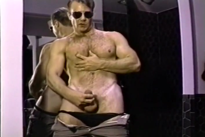 Hot And Muscular Cop Wanks Off In Mirror masturbation and sexual health