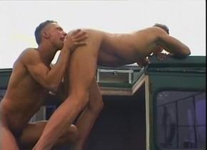 Incredible male pornstar in hottest tattoos, blowjob homosexual adult clip Big boob lesbians sucking tits