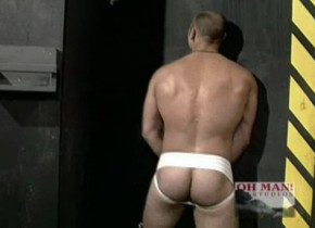 Fabulous male pornstars Peter Meloni, Erik Craige and Brad Mcguire in best glory hole, blowjob gay sex video how to enlarge penis permanently