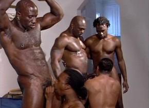 Incredible male pornstars Dean Randolph, Leon Carrington and Maleek Young in hottest tattoos, masturbation homosexual porn video multi activity shoe men reviews