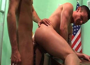 Crazy male pornstars Marco Parelli and Kai Ford in incredible blowjob, tattoos gay adult scene Lavanda and damida great anal threesome porn video